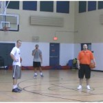 Game Situation Hand Off Shooting Drill