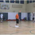 Game Situation Pitch Ahead 3 Point Shooting Drill