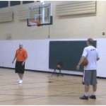 Game Situation Skipp Pass Relocate Shooting Drill