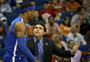 Josh Pastner Rising Coaches 2010 Basketball Coaching Clinic Notes