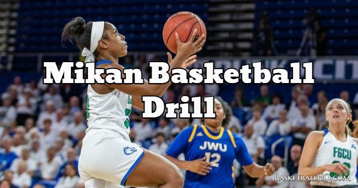 Mikan Basketball Drill
