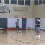 Movement 3 Point Shooting Drill