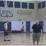 Shot Fake 1 Dribble Pull Up Partner Shooting Drill