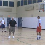 3 Pointers Bad Pass on The Move Partner Shooting