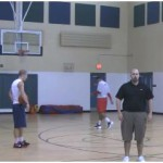 3 Pointers on the Move Partner Shooting