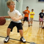 Dribbling a Basketball