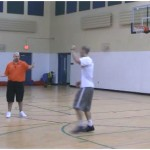 Game Situation Ball Screen Slip Finish Drill