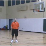 Game Situation Hand Off Basket Curl Finish Drill