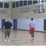 Mid Range on the Move Partner Shooting Drill