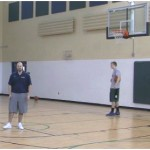 Movement Freeze Fake 3 Point Shooting Drill