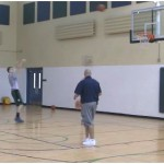 Movement Shot Fake 1 Dribble Pull Up Shooting Drill