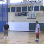 Post Defense Lane Lane Slides Quick Finish Rebounding Drill