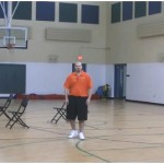 Behind the Back Double Pin Down Diamond Drill
