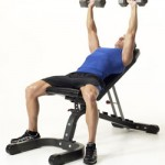 Dumbbell Incline Bench Press Exercise