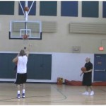 Mid Range Make 2 Miss 1 Pressure Shooting Drill
