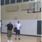 Rebound Tip Out Jab Step Go Opposite Finish Drill