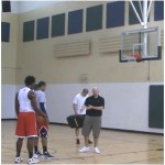 Rebound Tip Out Quick Attack Drill