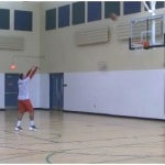 Shot Fake 1 Dribble Pull Up on the Move Partner Shooting Drill