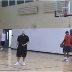 Beat the Pro Three Point Shooting