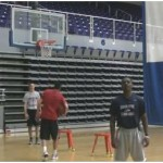 Combo Moves L Cut Shot Fake Side Step Shot Drill