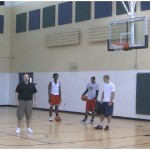 Game Situation Post Flash Jab and Go Opposite Drill