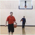 Running the W Shooting Drill