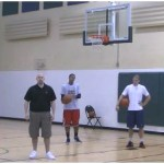 Slow Square Sweep Move Face Up Series Drill