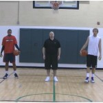 Tennis Ball Toss Rhythm Competition Drill