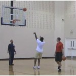 Warrior Shot Fake 1 Dribble Pull Up Shooting Drill