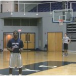 Combo Move Penetrate Relocate Shooting Drill
