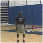 Combo Penetrate and Relocate Shot Fake Side Step Shooting Drill