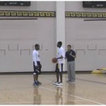 Face the Fire Triple Threat Euro Step Drill