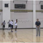Face the Fire Triple Threat Pro Hop Drill