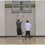Kevin Mchale Tips Basketball Rebounding Drill