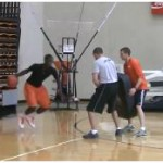 Post Defender Ball Screen Series