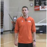 Read and React Big Man Ball Scren Series Drill