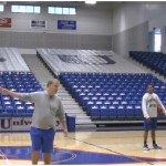 Reggie Miller 3 Point Shooting Drill
