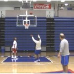 14 Point Shooting Drill