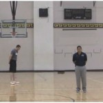 Blow Off Ball Screen Drill