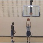 Get Your Own Rebound Hook Shot Drill