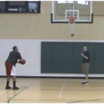 Lane Lines Shooting Drill