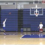Miss 6 Mid Range Shooting Drill