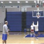 Miss 6 Three Point Shooting Drill