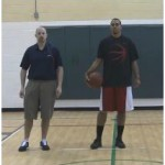 Pound Dribbles Double Behind the Back Dribbling Drill