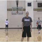 Elbow Pivot Series Basketball Finish Drill