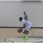 Follow the Leader Alternating 2 Ball Dribbling Drill