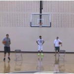 Stephen Curry Basketball Shooting Drill