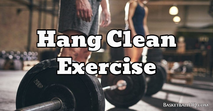 Hang Clean Exercise