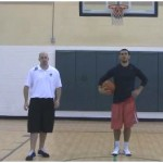 In and Out Crossovers Dribbling Drill