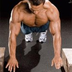 Power Push Up Exercise